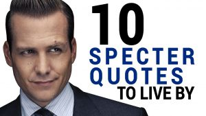 10 Harvey Specter Quotes to Live By