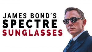James Bond's Spectre Sunglasses