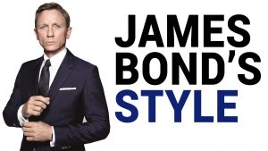 James Bond Style – DRESS Like James Bond