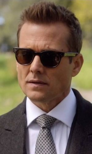 Oliver Peoples sunglasses in Suits.