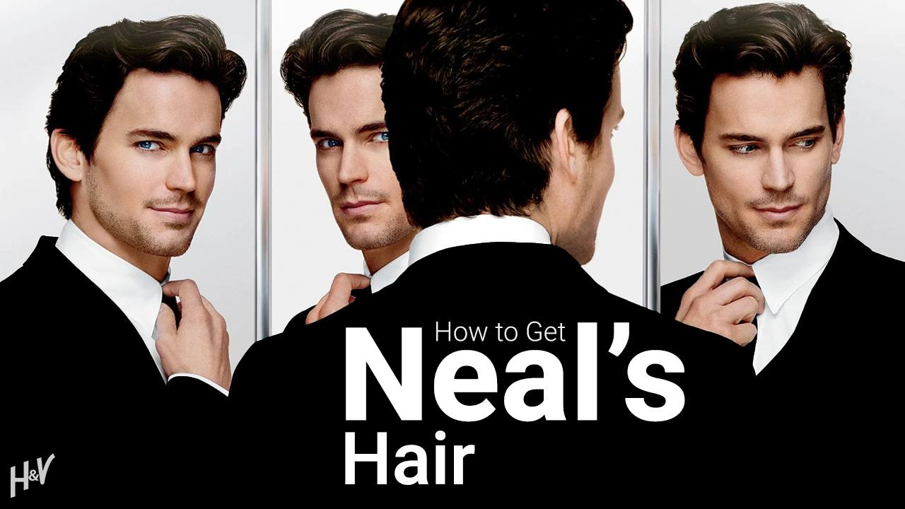 GET Neal Caffrey's Hair From White Collar
