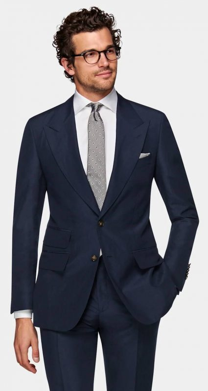 The Suitsupply Washington fit.