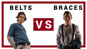 The Suspenders vs Belt Guide: Benefits, & Which to Wear