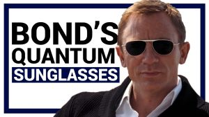 James Bond's Quantum of Solace Sunglasses