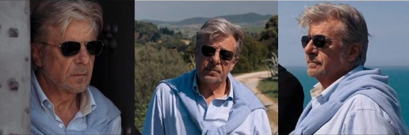 Angles of Mathis in Ray Ban Caravan Sunglasses in Quantum of Solace