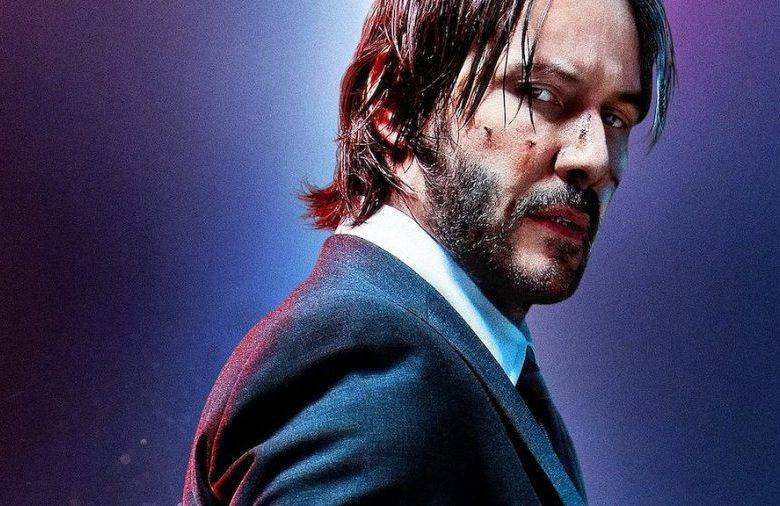 The John Wick beard