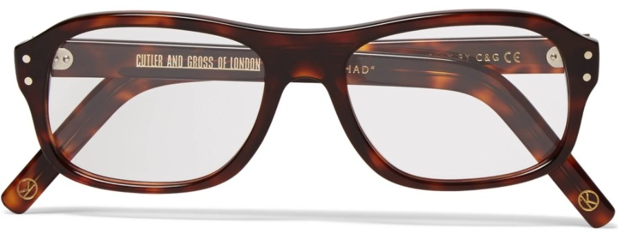 How to dress like a Kingsman glasses from Cutler and Gross