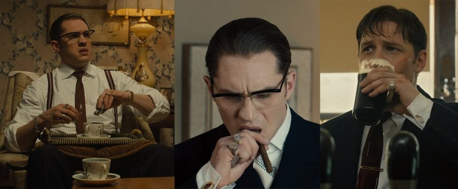 How to dress like the Krays with accessories.