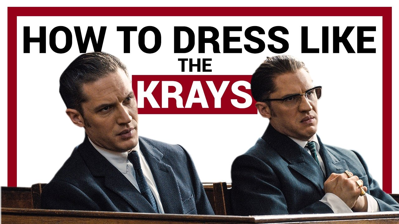 How to Dress Like The Krays: The Complete Guide