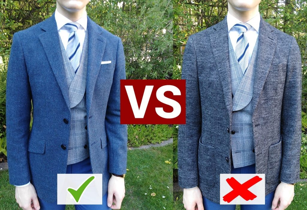 How to wear a waistcoat without a suit comparison