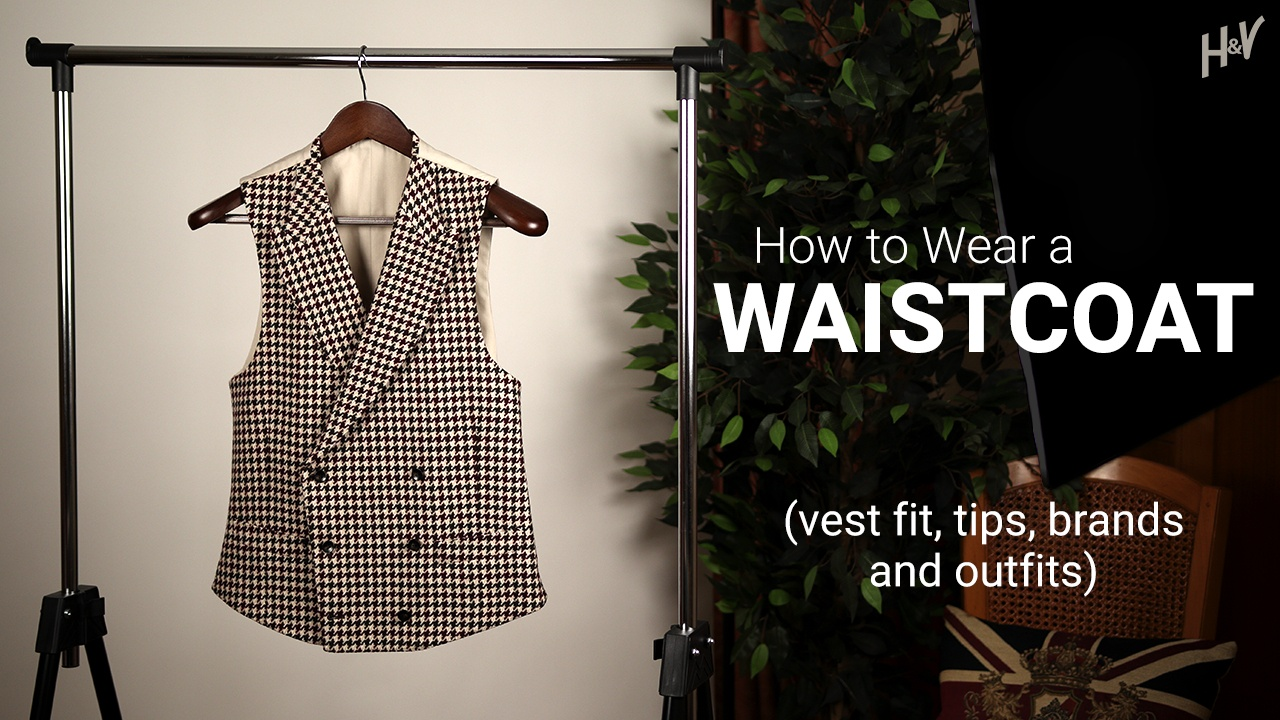 How to Wear a Waistcoat thumbnail