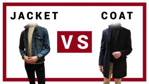 What is The Difference Between a Jacket and a Coat?