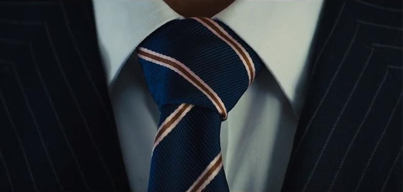 Kingsman striped tie