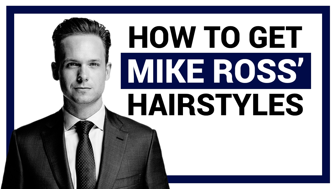 Mike Ross haircut thumbnail