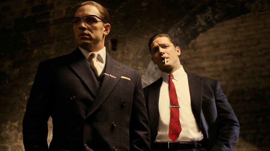 Tom Hardy's Legend suits