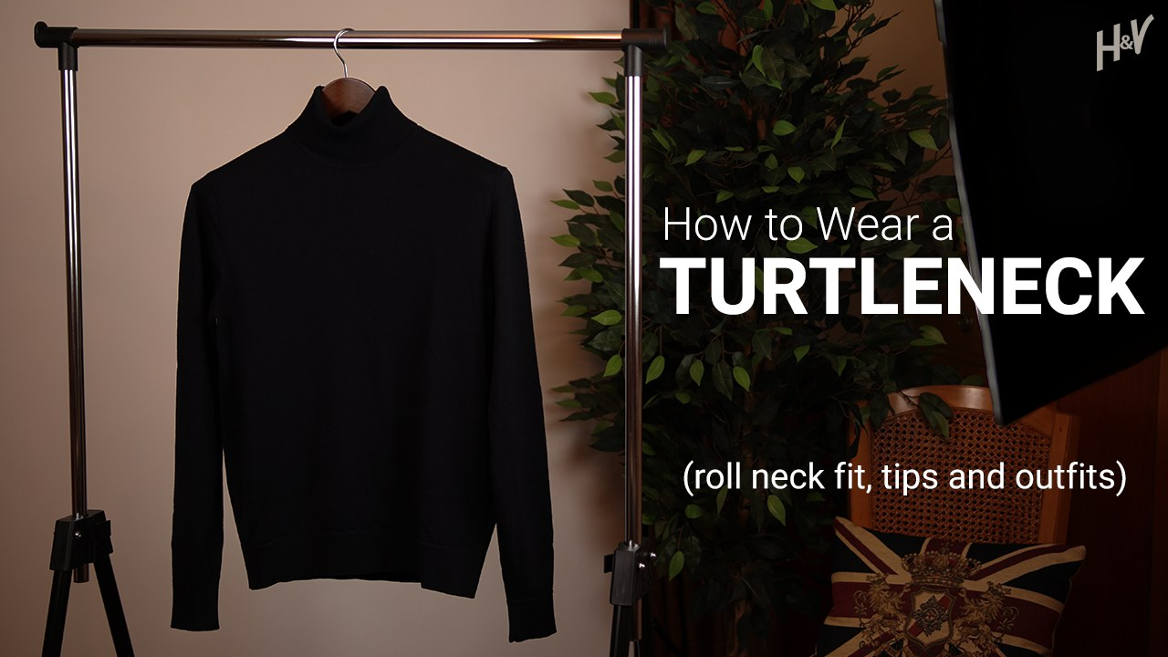 How to Wear a Turtleneck: Fit, Tips, and 8 Ways to Style